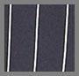 Navy/Blanc Pinstripe