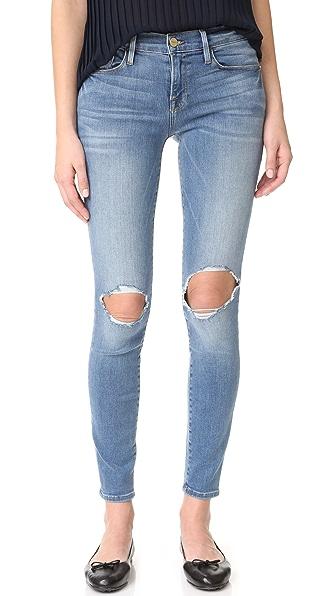 FRAME Le Skinny De Jeanne Jeans - Irving