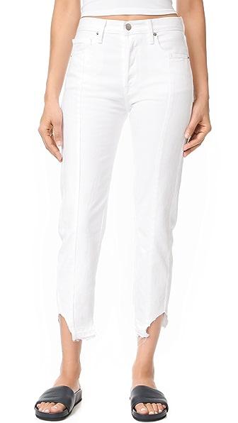 FRAME Nouveau Le Mix Jeans