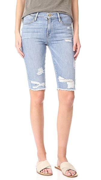 FRAME Le Bermuda Shorts