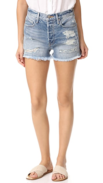 FRAME Le Original Shorts