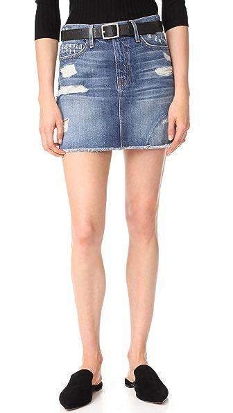 FRAME Le Miniskirt - Pierson