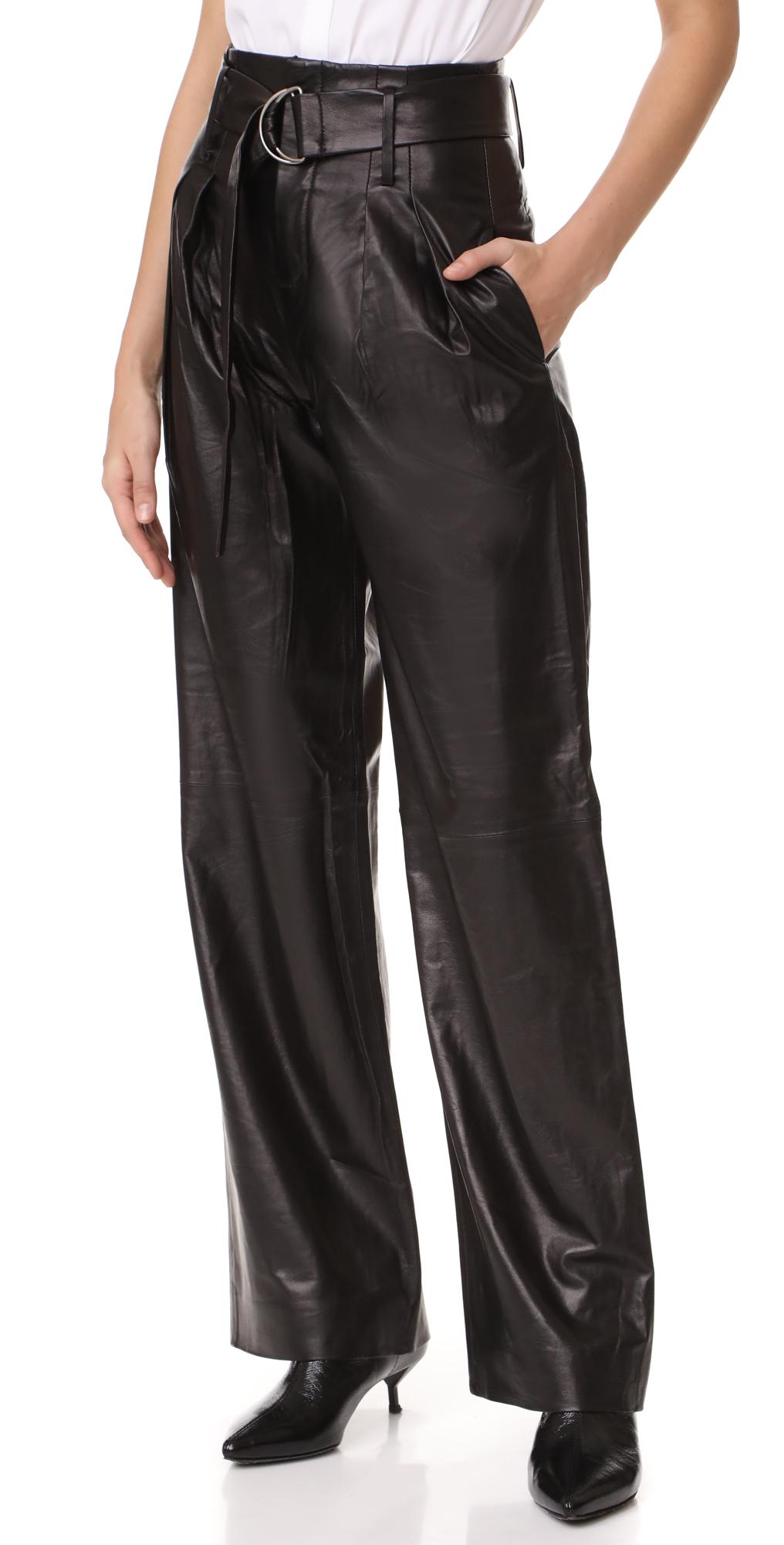 Wide Leg Trousers FRAME