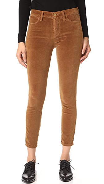 Velvet Le High Skinny Pants