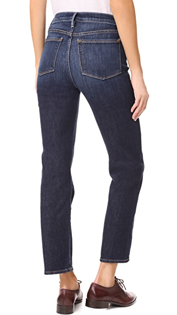 FRAME Le Nouveau Straight Jeans