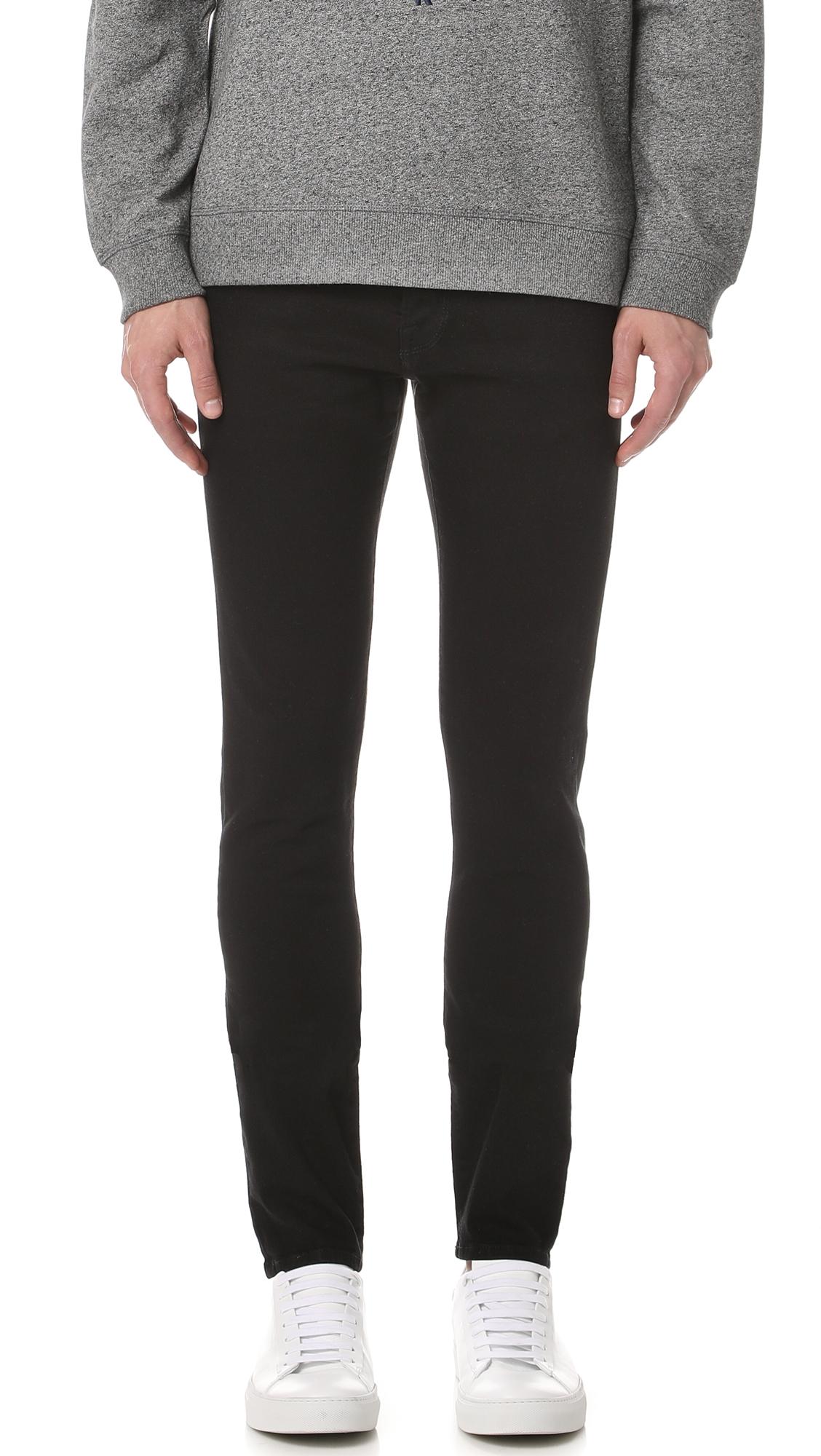 FRAME L'Homme Skinny Denim Jeans