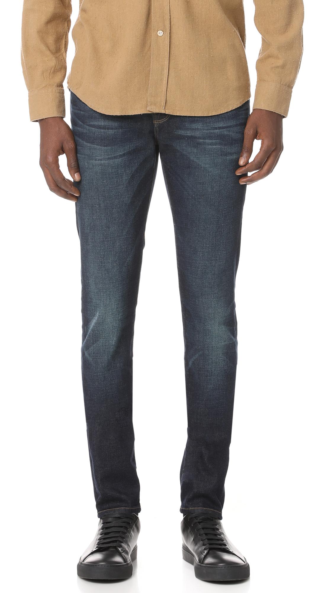 L'Homme Skinny Denim Jeans