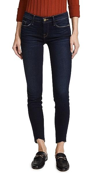 Le Skinny De Jeanne Scoop Jeans