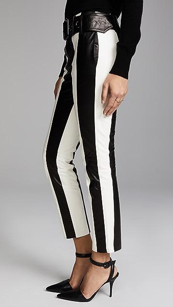 FRAME Paneled Pants