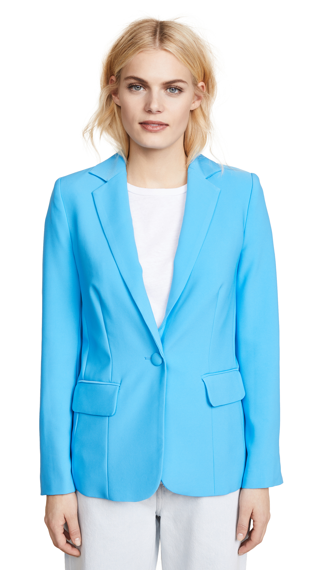 FRAME True Blazer In Malibu Blue