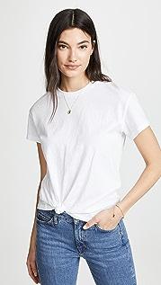 FRAME Wear Thin 圆领 T 恤