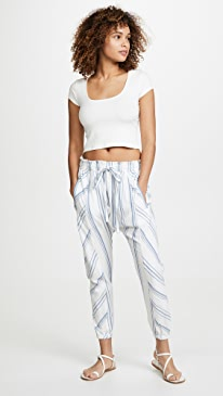 42a8018999251 FRAME. Soft Harem Pants
