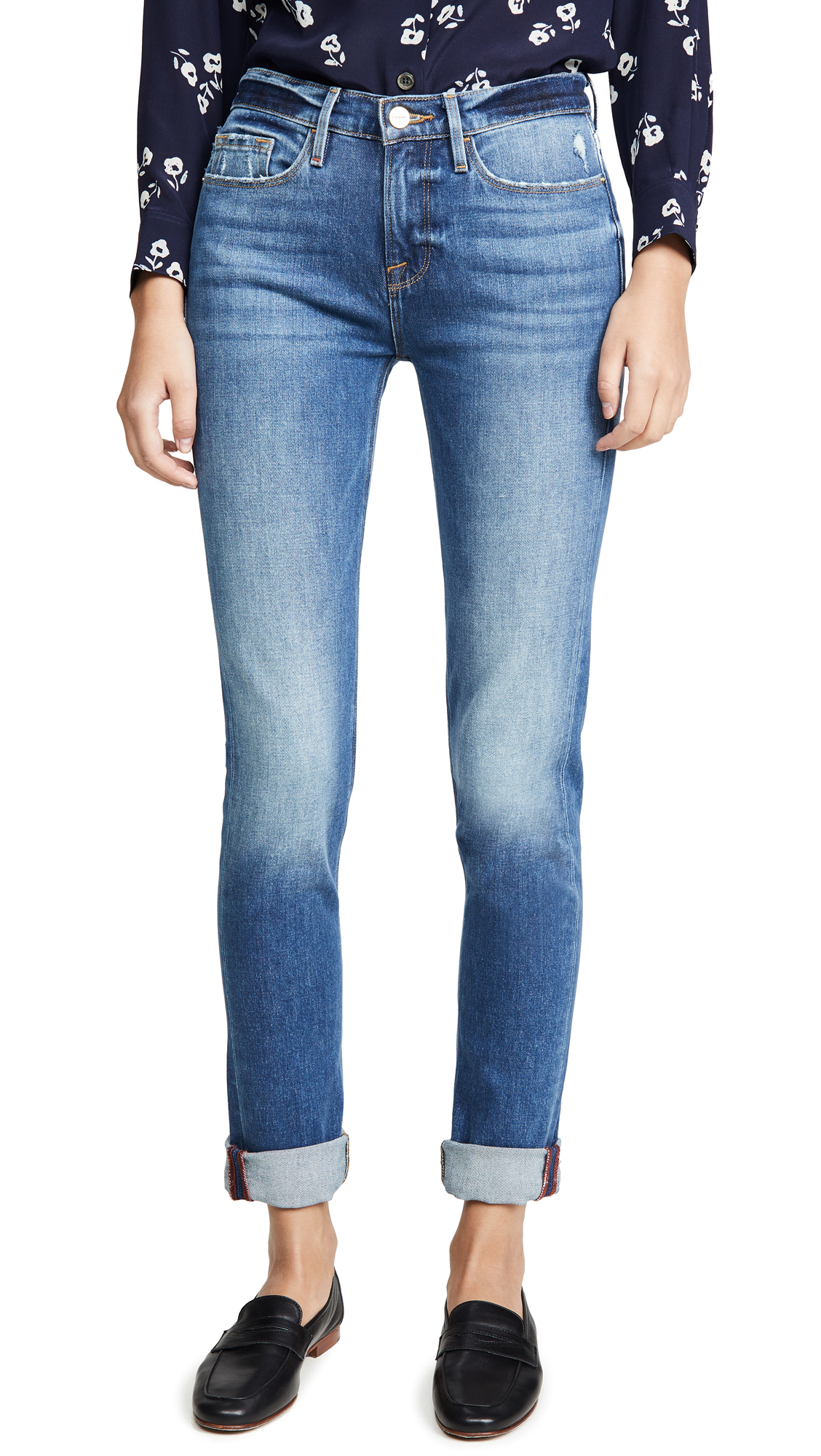 Buy FRAME online - photo of FRAME Le Nik Jeans