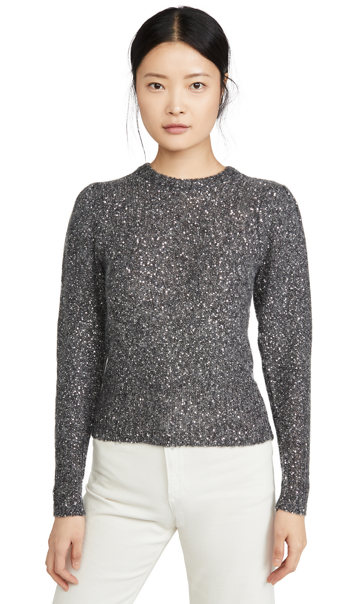Buy FRAME online - photo of FRAME Sequin Sweater