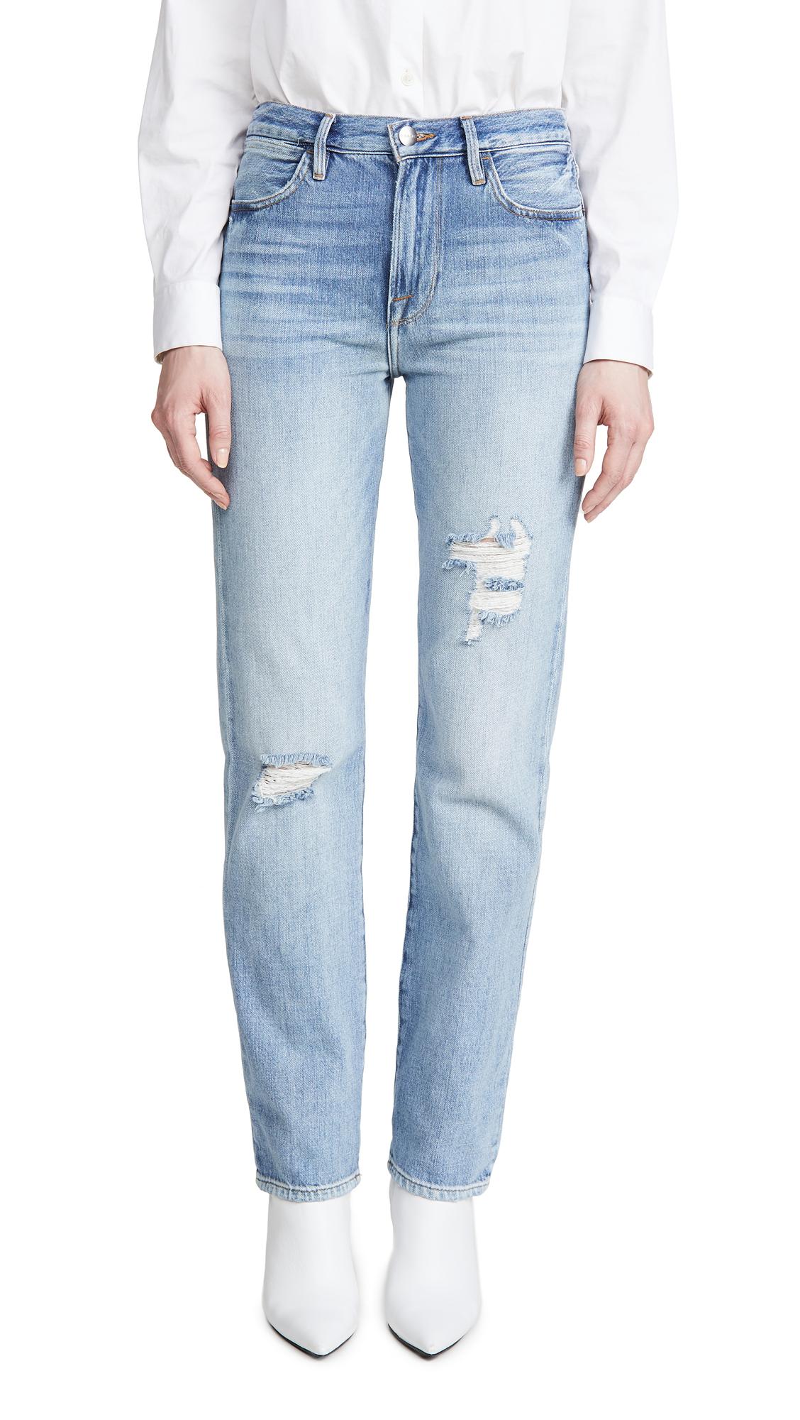 Buy FRAME online - photo of FRAME Le Hollywood Jeans