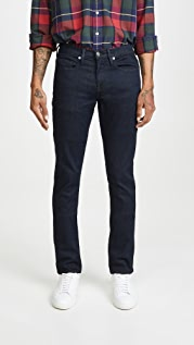 FRAME L'Homme Slim Denim Jeans in Edison Edis Wash