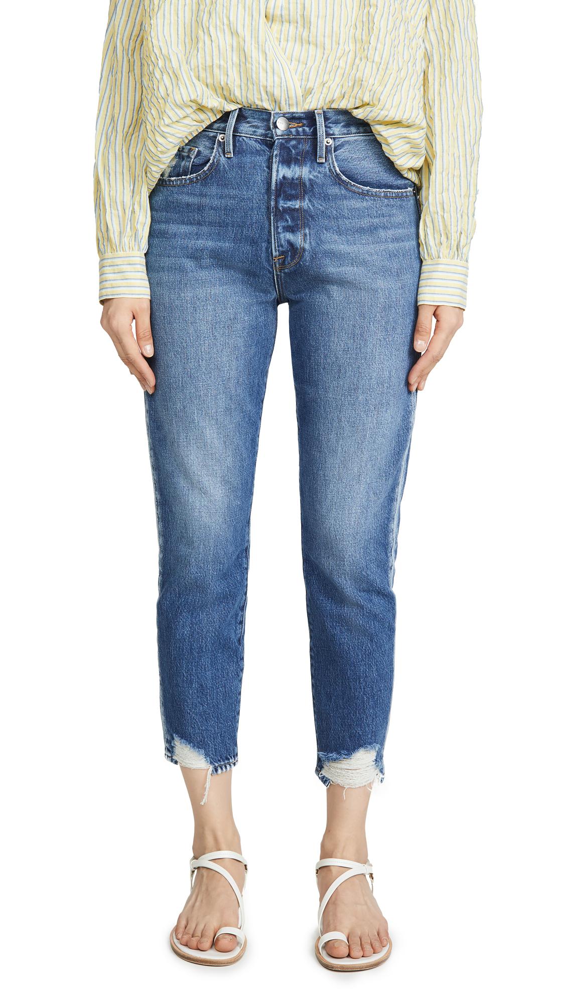 Buy FRAME online - photo of FRAME Le Original Jeans