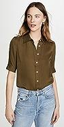 FRAME Epaulet '70s 衬衫