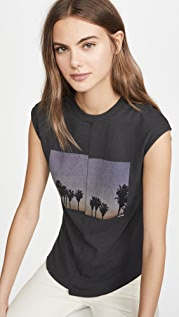 FRAME Palm Muscle Tee