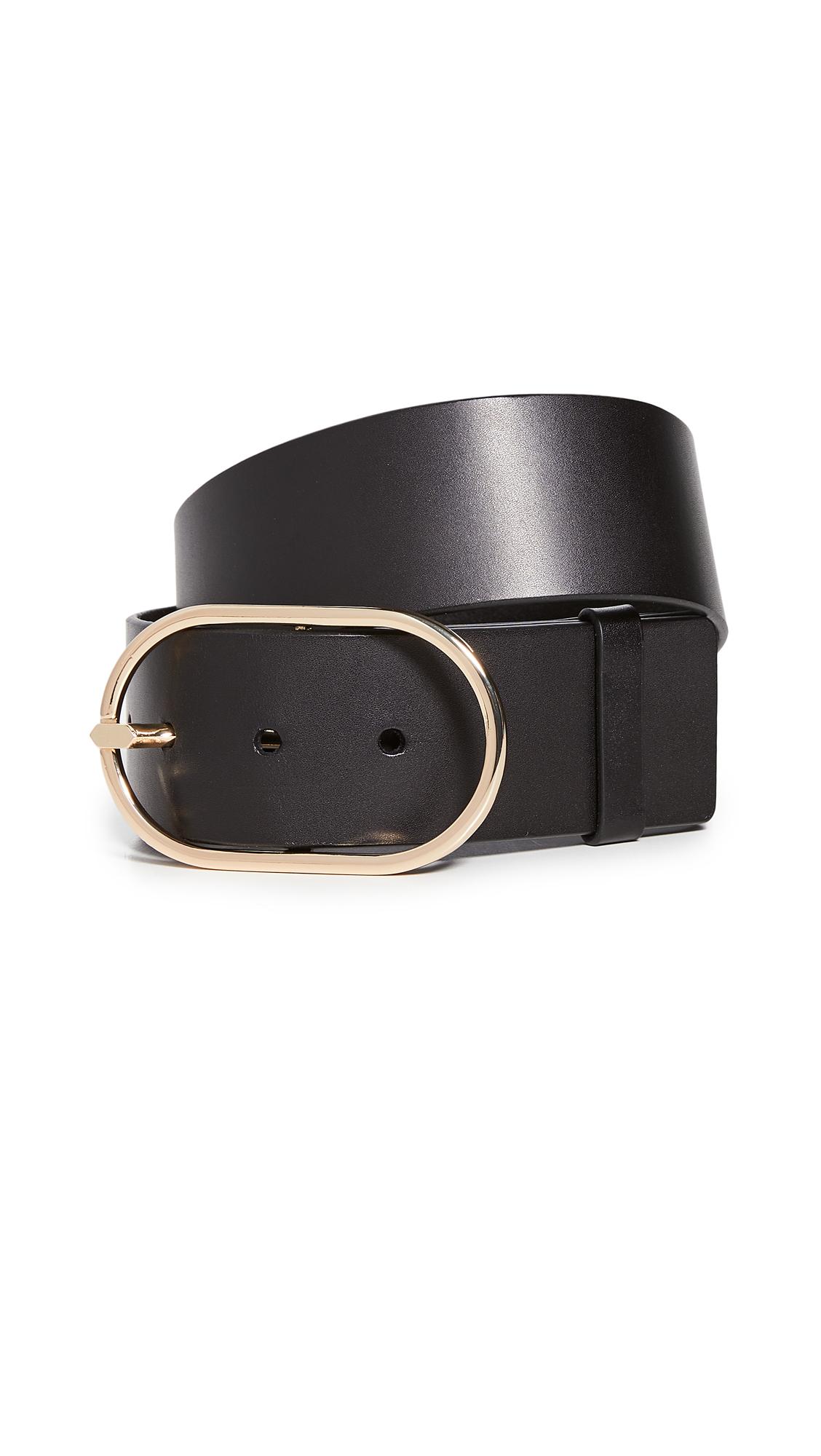 Frame Belts GRAND OVAL BUCKLE BELT