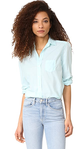 Frank & Eileen Eileen Button Down