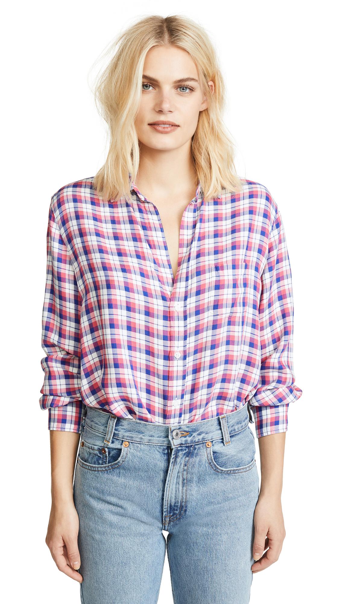 a37475b6d7 FRANK   EILEEN Eileen Button Down Shirt