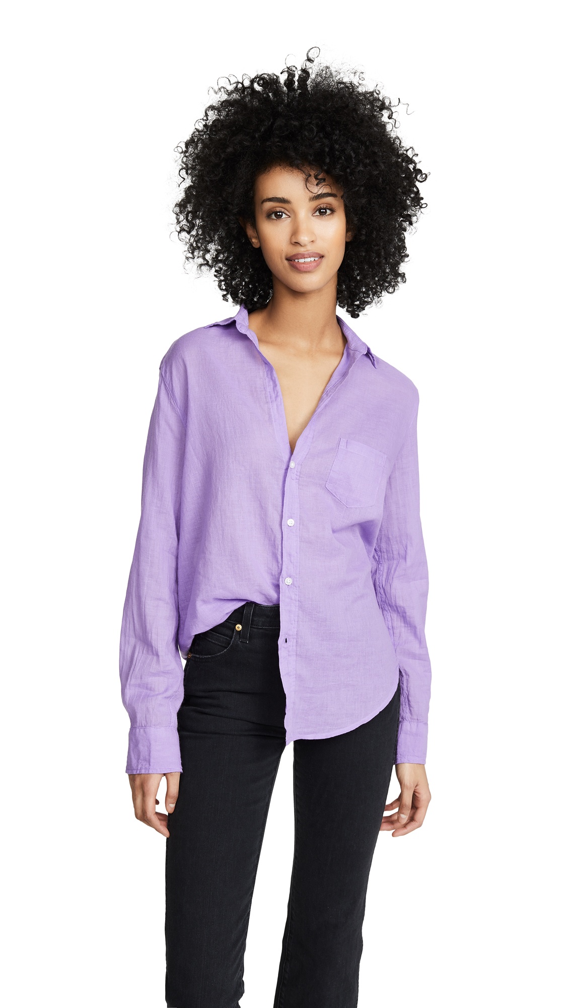 Frank & Eileen Eileen Long Sleeve Button Down Shirt - 40% Off Sale