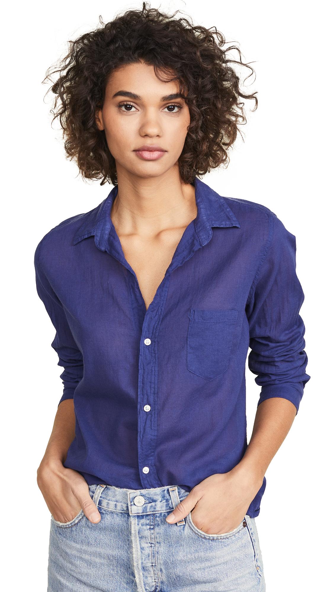Frank & Eileen Barry Long Sleeve Button Down Shirt - 40% Off Sale