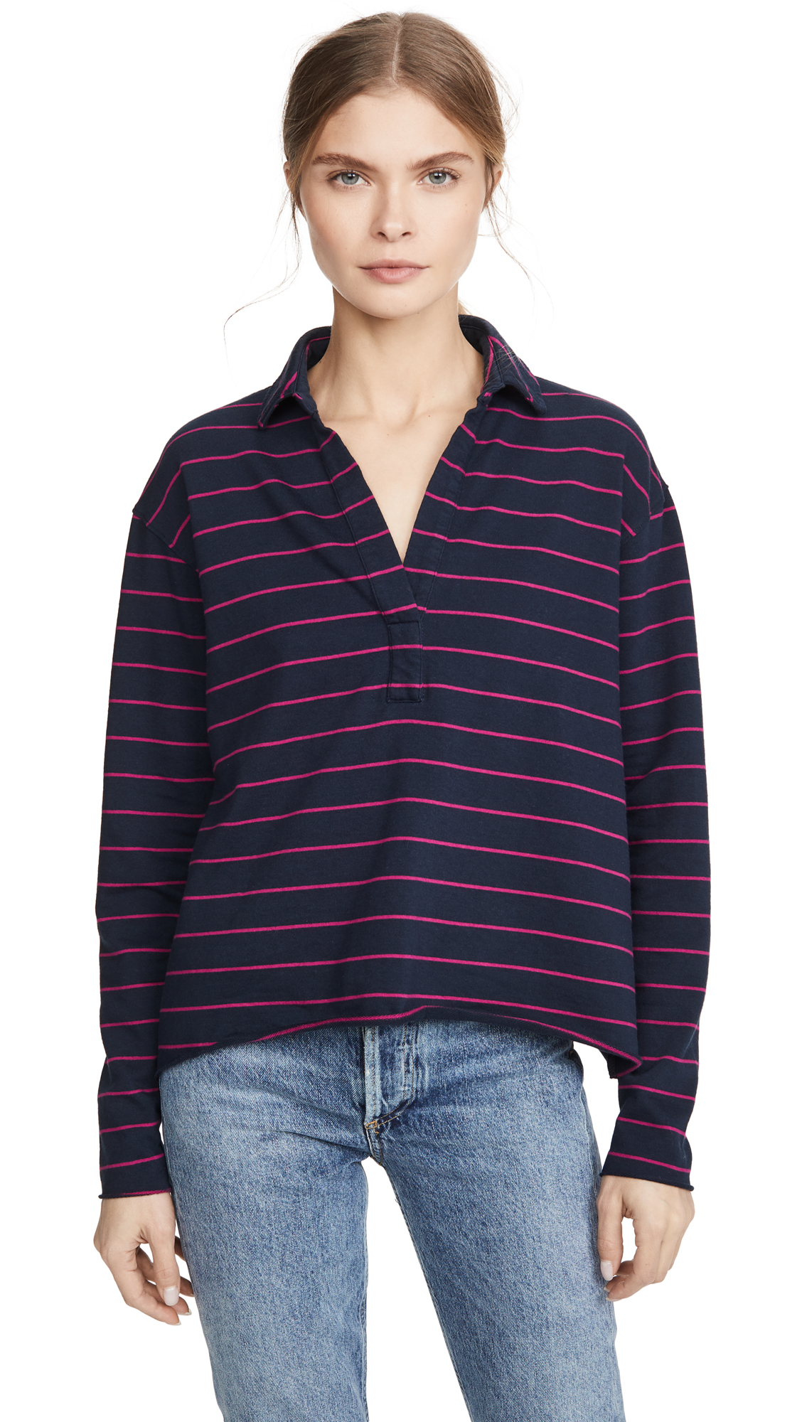 Buy Frank & Eileen online - photo of Frank & Eileen Pullover Henley