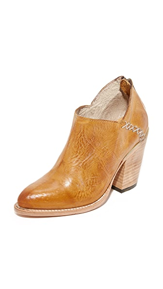 FREEBIRD by Steven Steel Booties - Tan