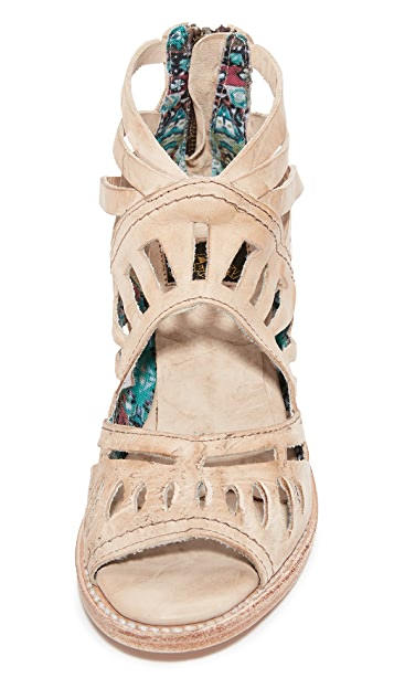 FREEBIRD by Steven Ponce Cutout Booties