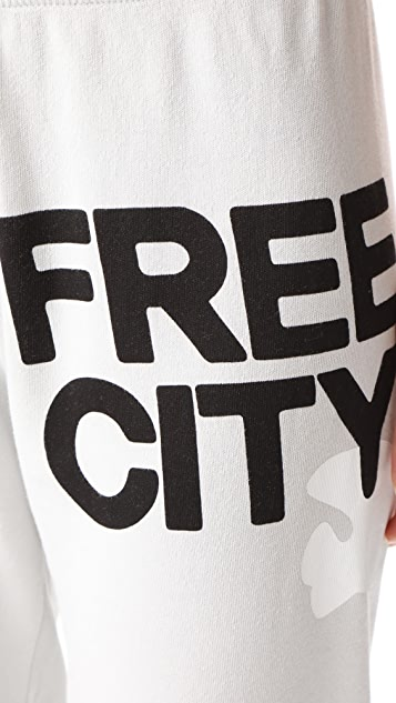 FREECITY Freecity Sweatpants