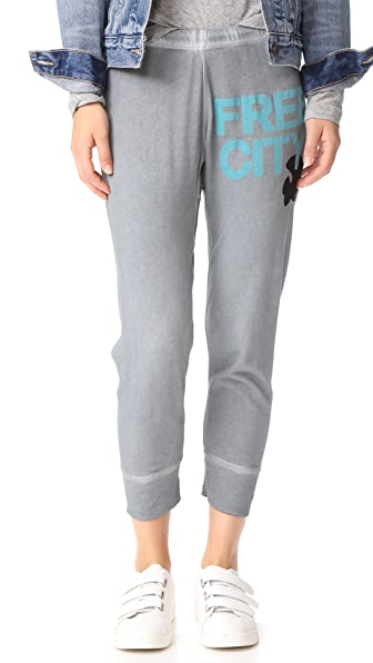 Freecity 3/4 Sweatpants