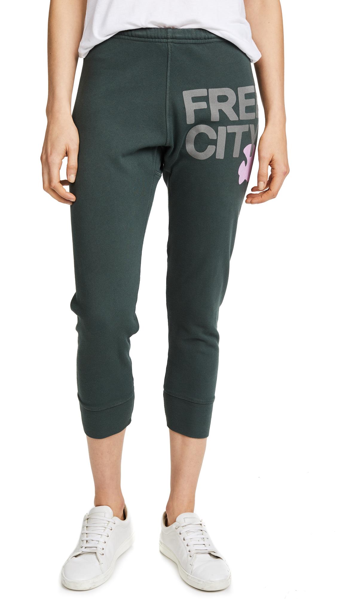 Freecity 3/4 Sweatpants