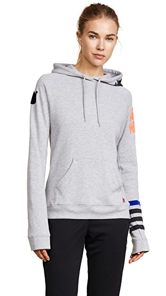 FREECITY Weareeverything Pull Over Hoodie in Heather