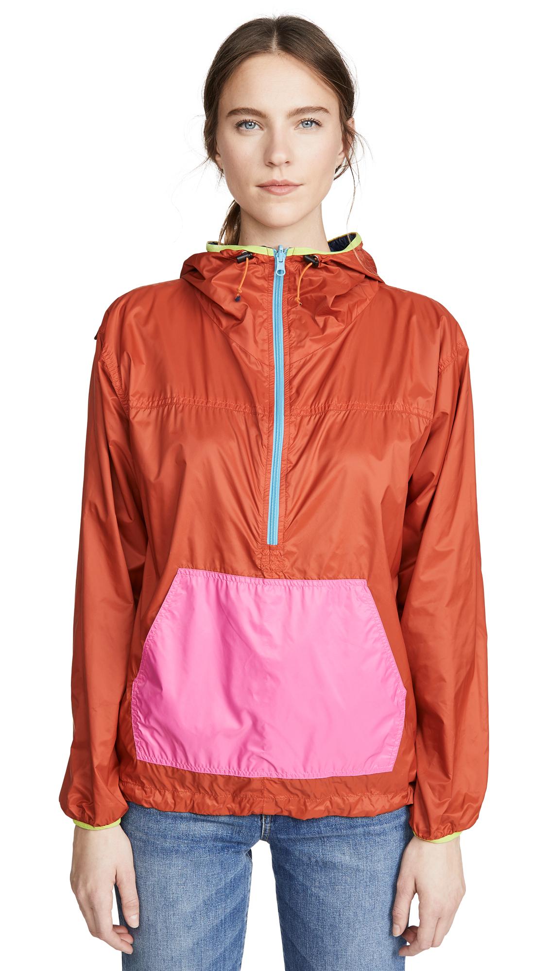Buy FREECITY online - photo of FREECITY Popover Reversible Jacket