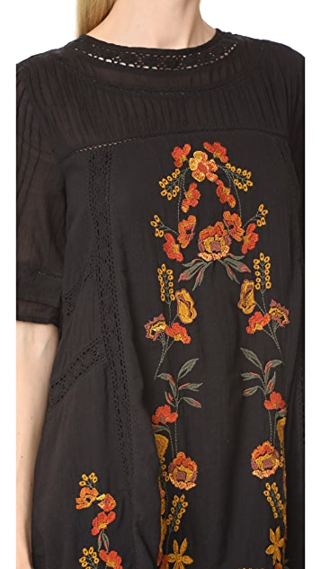Free People Perfectly Victorian Dress