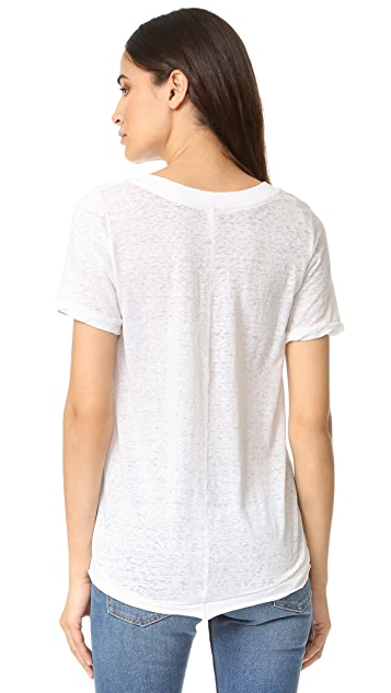 Free People Pearls Tee