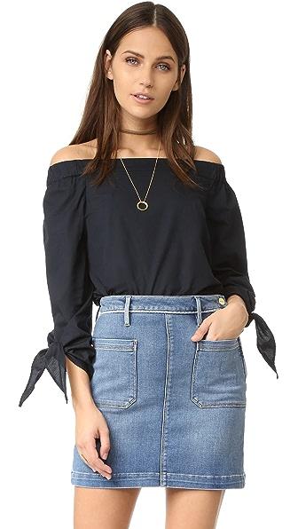Блуза с открытыми плечами Show Me Some