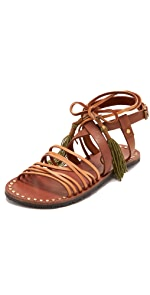 Willow Sandals                Free People
