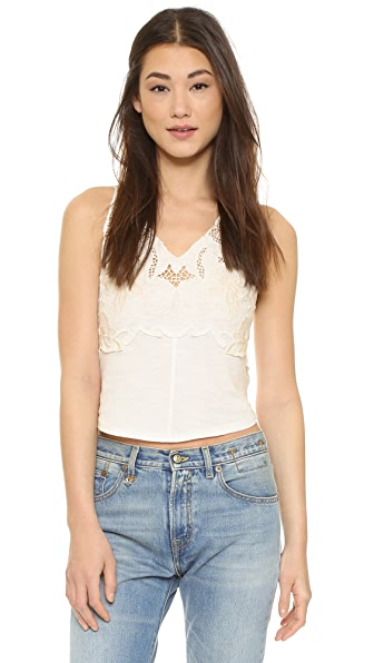 Free People Santa Cruz Top