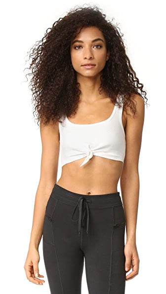 Free People Movement Flashdance Crop - White