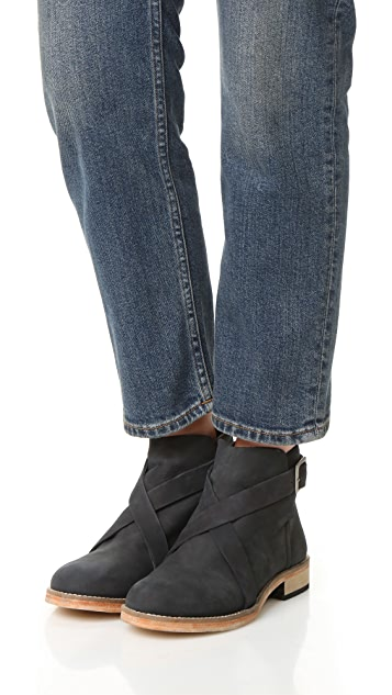 Free People Las Palmas Ankle Booties