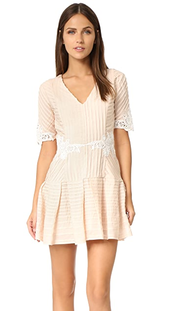 Free People Ma Cherie Mini Dress