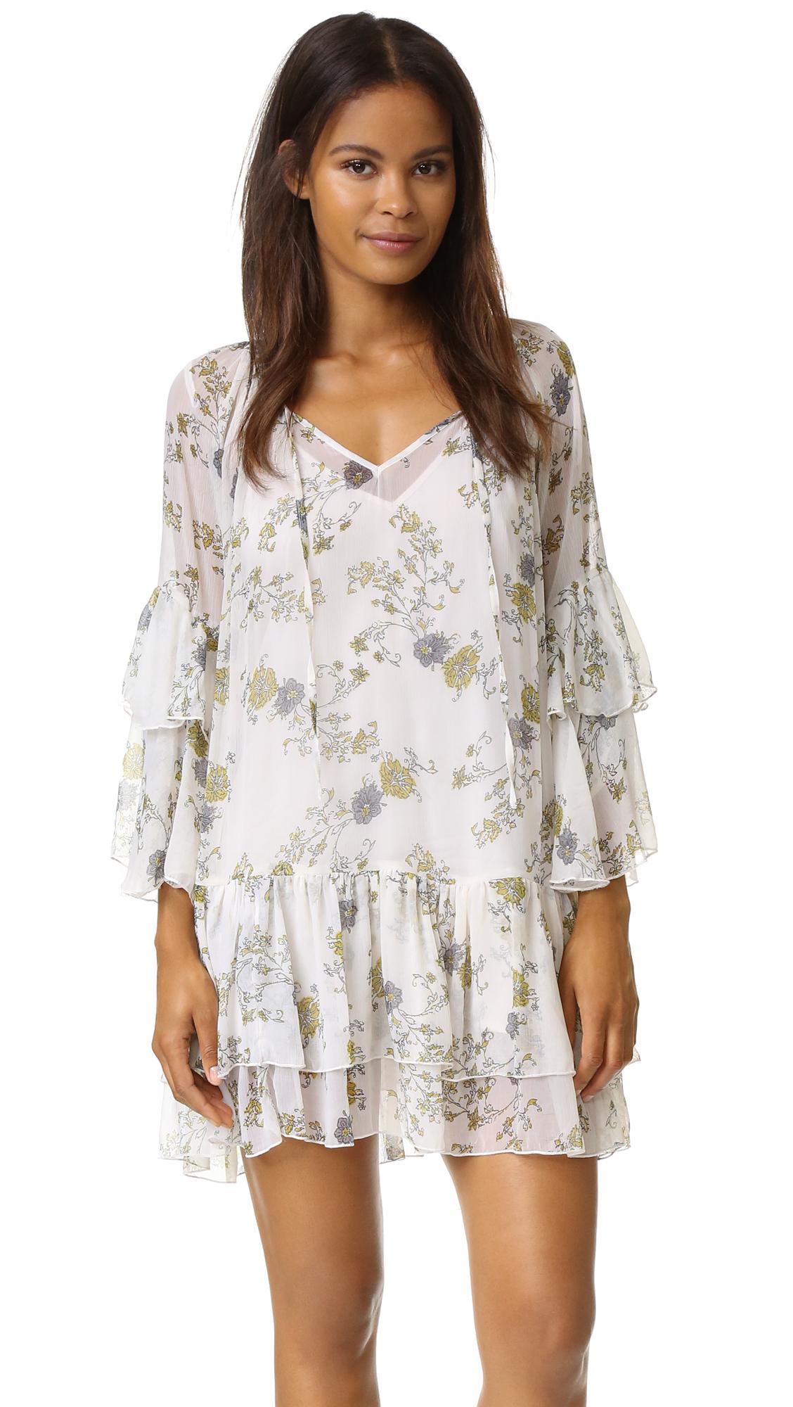 01655a803727 Free People Sunsetter Printed Mini Dress | SHOPBOP