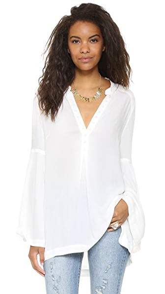 Free People Easy Girl Top