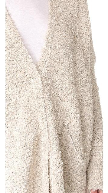 Free People Boucle Cadi Sweater