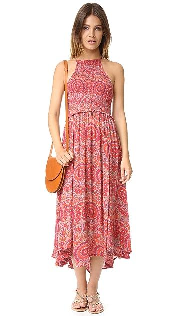 Free People Seasons in the Sun Slip Dress