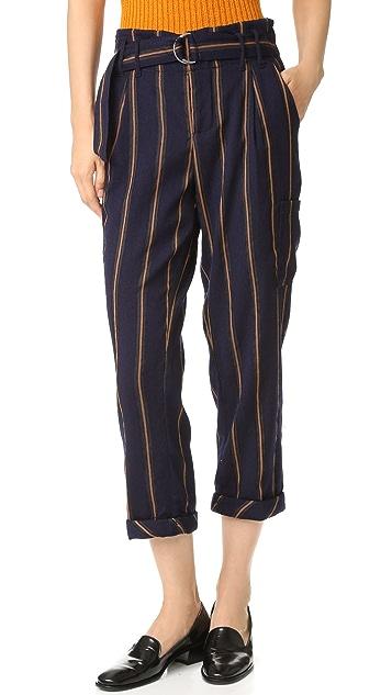 Free People Baldwin Trousers