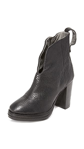 Free People Bolo Bandit Booties - Black